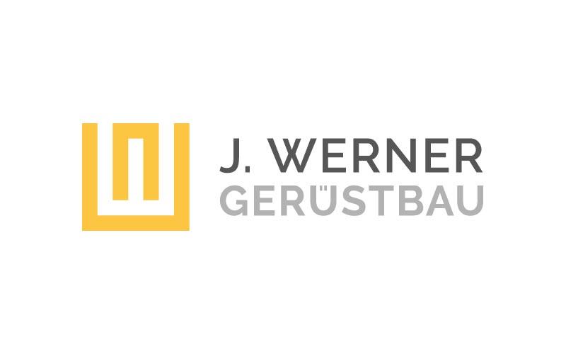J. Werner Gerüstbau Kunde der Alstergold Marketingberatung