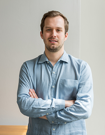 Jannis Liebenow Projektmanager der Alstergold Marketingberatung