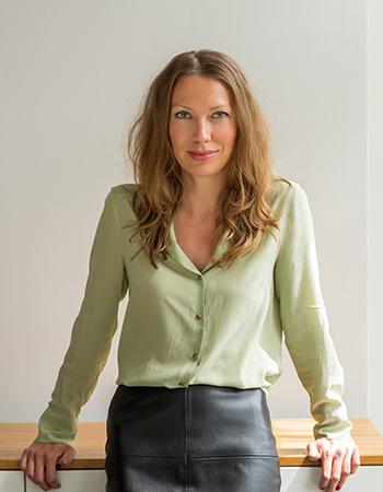 Stefanie Kumm Geschäftsführerin der Alstergold Marketingberatung
